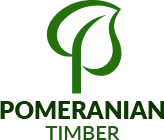 Pomeranian Timber Logo